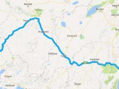 Antalya Muğla Kaç Km